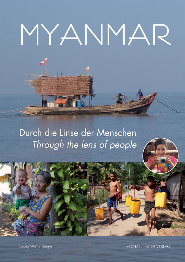 Cover Buch Myanmar